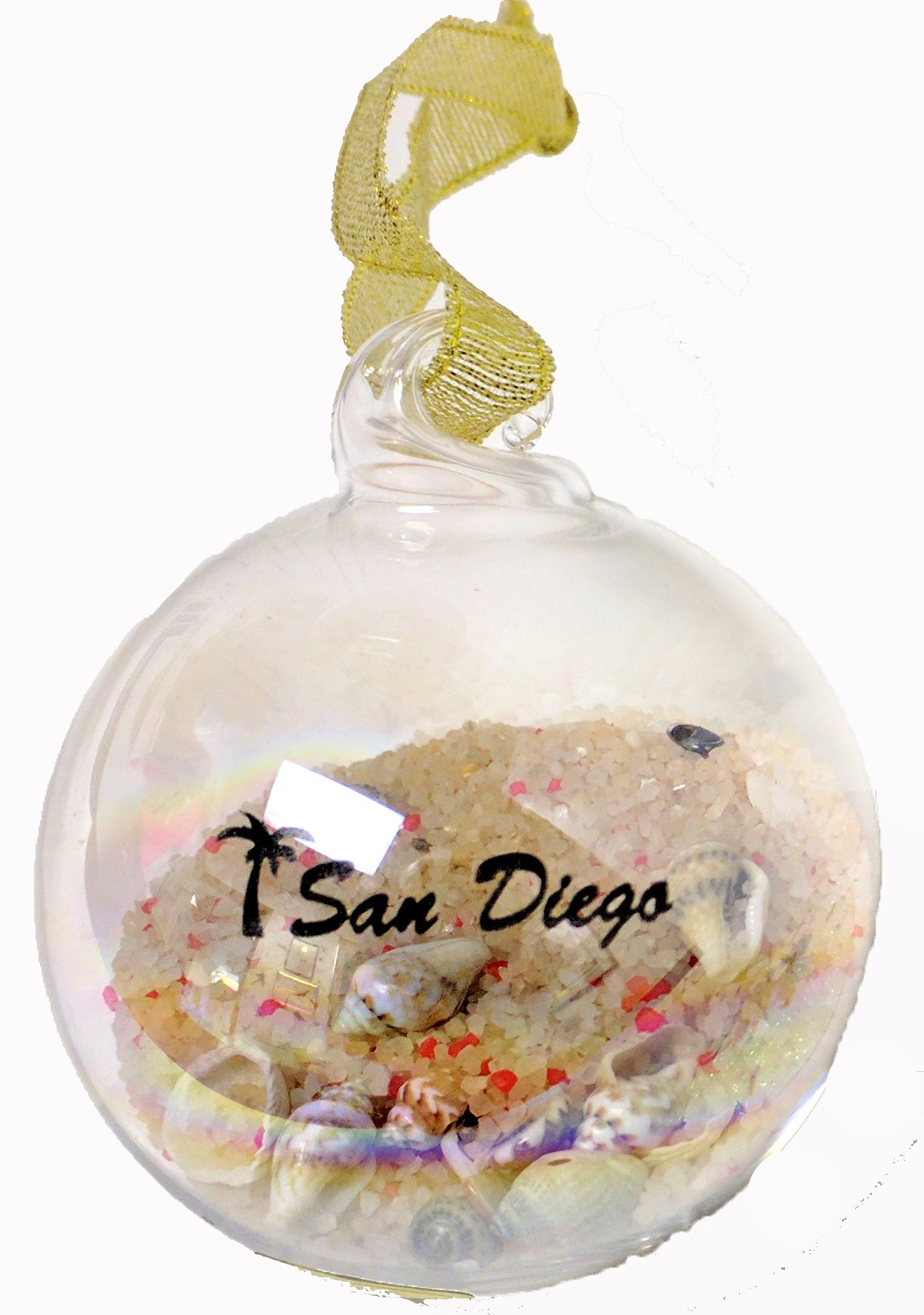 San Diego Beach Bubble