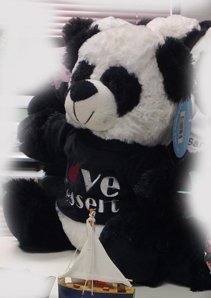 Panda Love Dessert