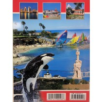 Beautiful San Diego Picture Mini Book