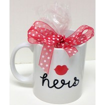 Hers Kiss Mug