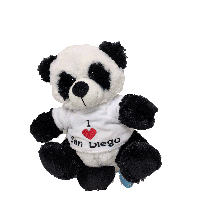 San Diego-Panda-Bear